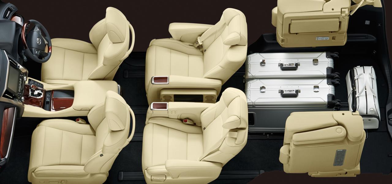 Toyota Vellfire I 2008 - 2015 Minivan #5