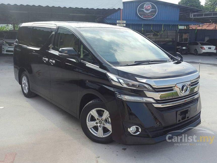 Toyota Vellfire II 2015 - now Minivan #6