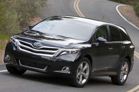 Toyota Venza I Restyling 2012 - now SUV 5 door #4