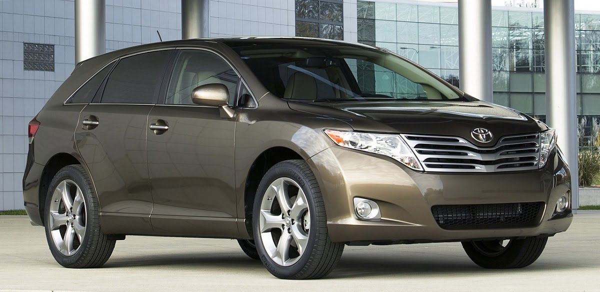 Toyota Venza I Restyling 2012 - now SUV 5 door #1