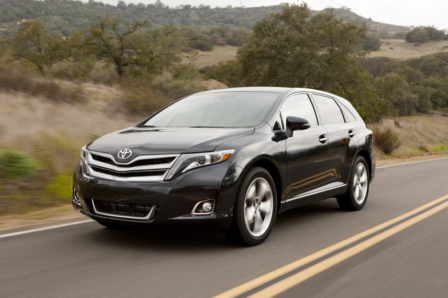 Toyota Venza I Restyling 2012 - now SUV 5 door #3