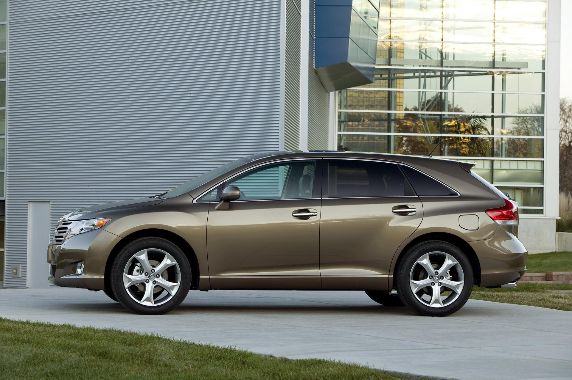 Toyota Venza I Restyling 2012 - now SUV 5 door #5