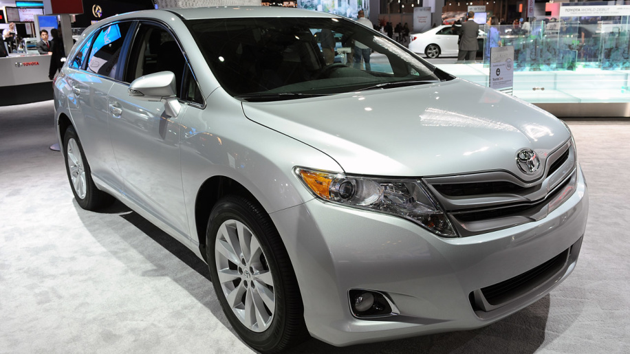 Toyota Venza I Restyling 2012 - now SUV 5 door #6