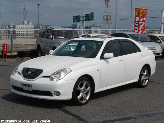 Toyota Verossa 2001 - 2004 Sedan #4