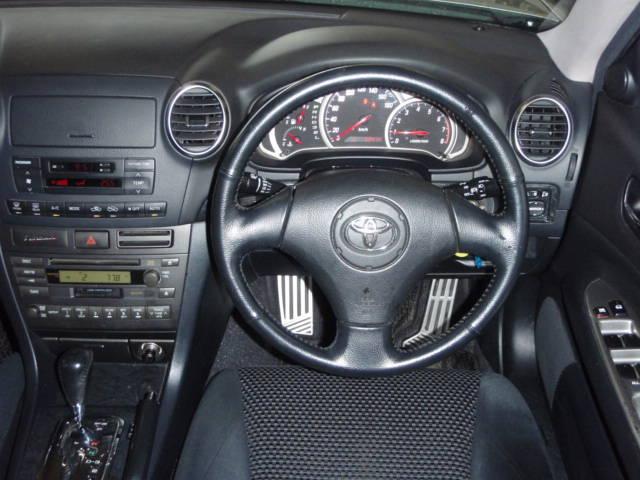 Toyota Verossa 2001 - 2004 Sedan #7