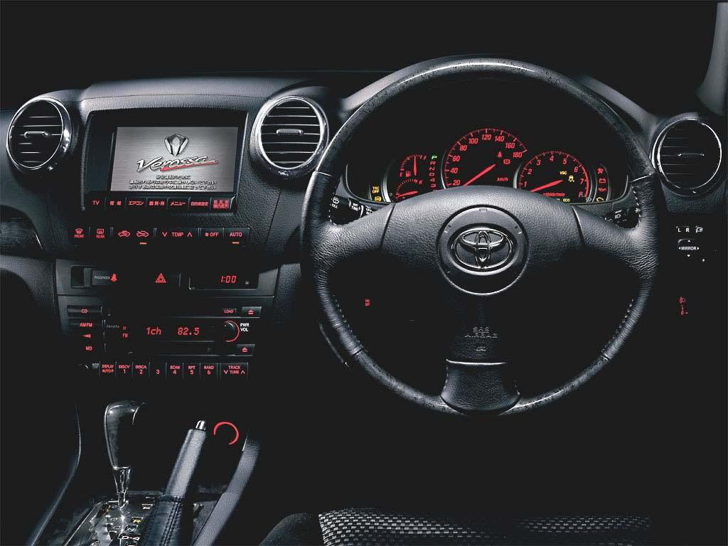 Toyota Verossa 2001 - 2004 Sedan #2