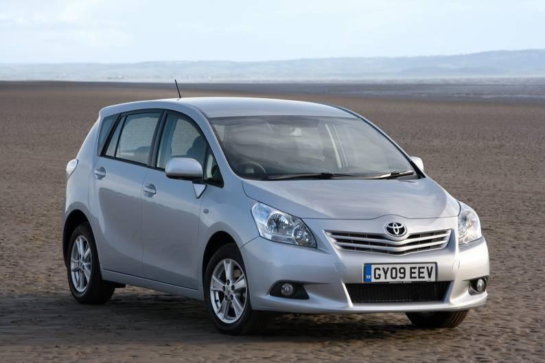 Toyota Verso II 2012 - now Compact MPV #1
