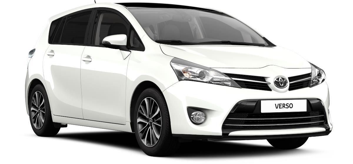 Toyota Verso II 2012 - now Compact MPV #3