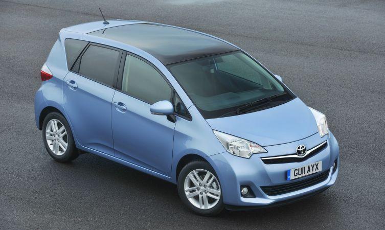 Toyota Verso II 2012 - now Compact MPV #2