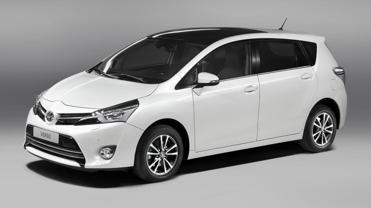 Toyota Verso II 2012 - now Compact MPV #6