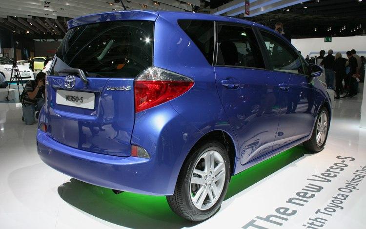 Toyota Verso-S 2010 - now Hatchback 5 door #1