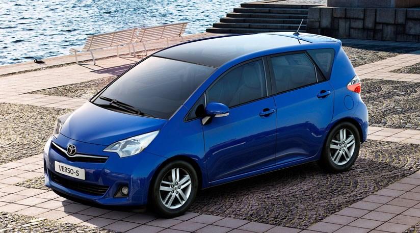 Toyota Verso-S 2010 - now Hatchback 5 door #6