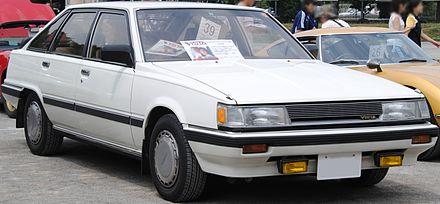 Toyota Vista I (V10) 1982 - 1986 Hatchback 5 door #4