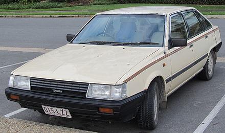 Toyota Vista I (V10) 1982 - 1986 Hatchback 5 door #3
