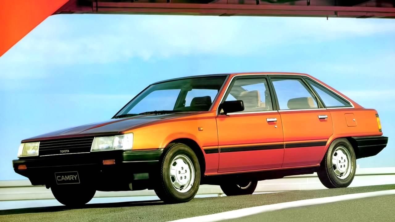 Toyota Vista I (V10) 1982 - 1986 Hatchback 5 door #2