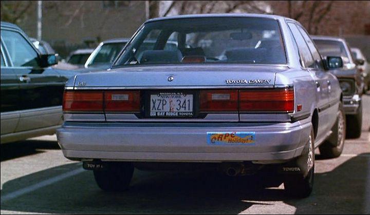 Toyota Vista II (V20) 1986 - 1990 Sedan #1