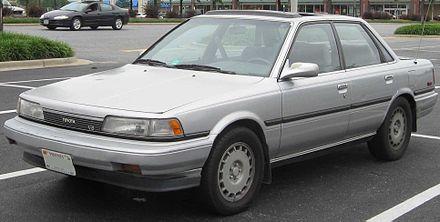 Toyota Vista II (V20) 1986 - 1990 Sedan #6
