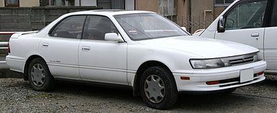 Toyota Vista III (V30) 1990 - 1994 Sedan-Hardtop #8
