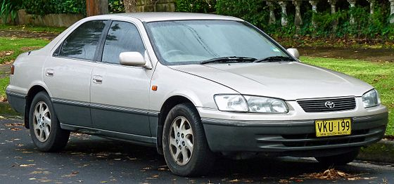 Toyota Vista V (V50) 1998 - 2003 Sedan #2