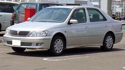 Toyota Vista V (V50) 1998 - 2003 Station wagon 5 door #7