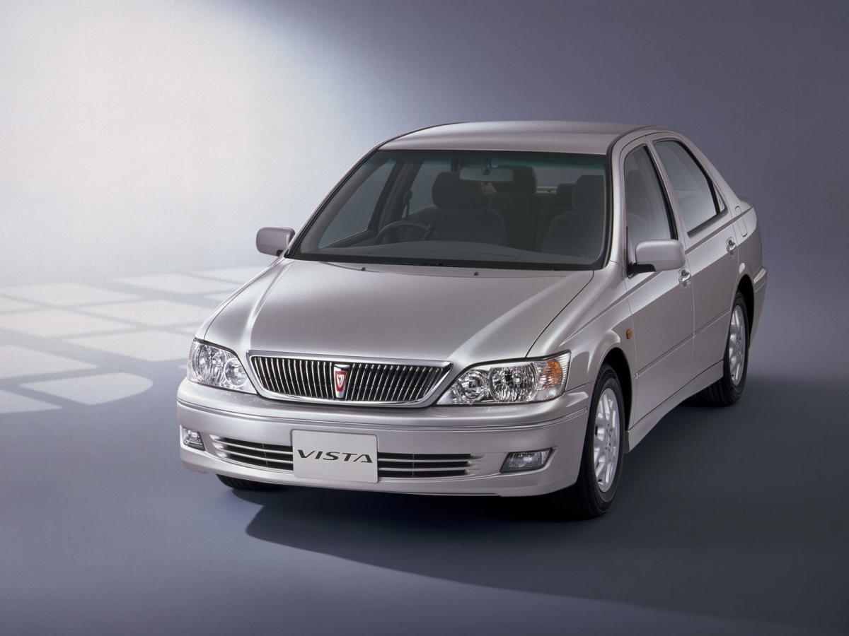 Toyota Vista V (V50) 1998 - 2003 Sedan #4
