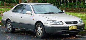 Toyota Vista V (V50) 1998 - 2003 Station wagon 5 door #4