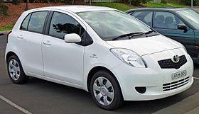 Toyota Vitz III (XP130) 2010 - 2014 Hatchback 5 door #8