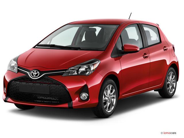Toyota Vitz III (XP130) 2010 - 2014 Hatchback 5 door #1