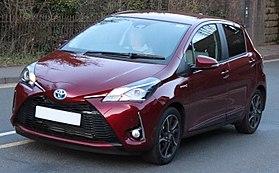Toyota Vitz III (XP130) Restyling 2014 - now Hatchback 5 door #4