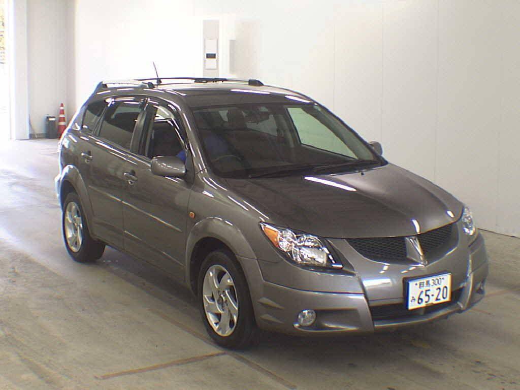 Toyota Voltz 2002 - 2004 Hatchback 5 door #6