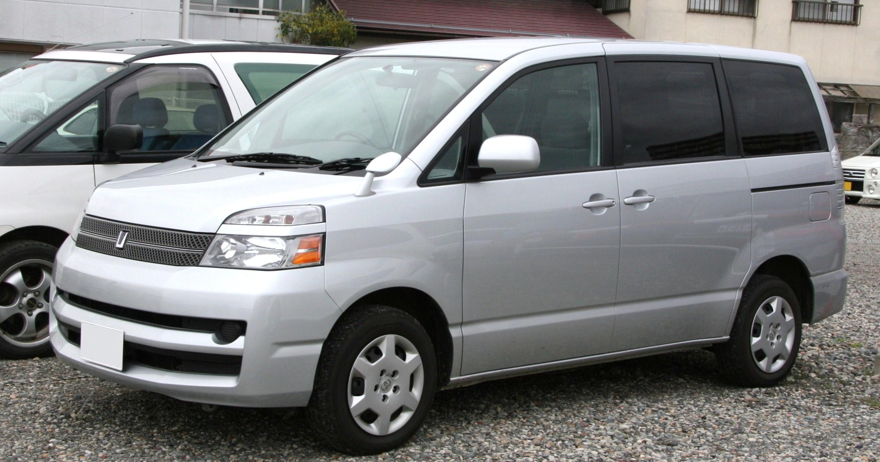 Toyota Voxy II (R70) 2007 - 2010 Minivan #6