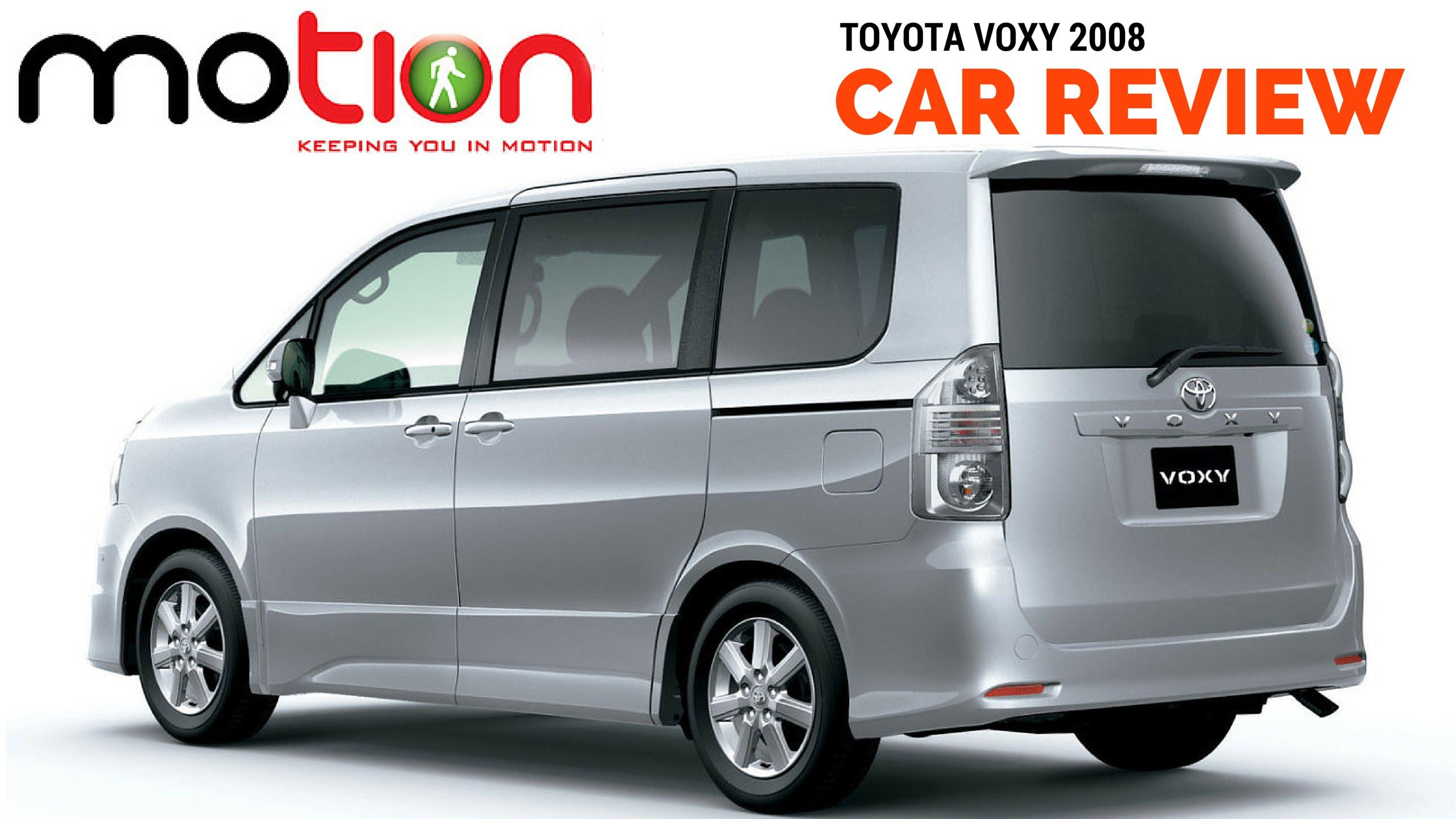 Toyota Voxy II (R70) 2007 - 2010 Minivan #5