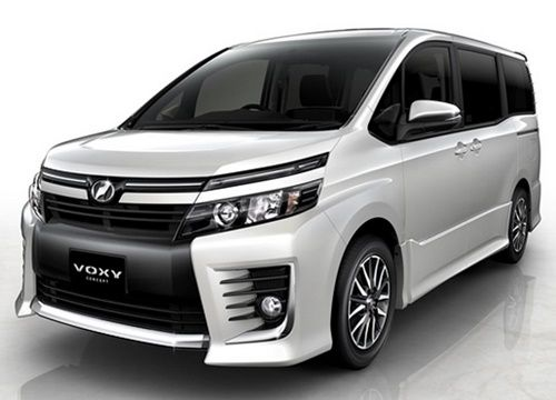 Toyota Voxy II (R70) Restyling 2010 - 2013 Minivan #4