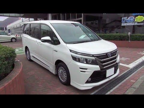 Toyota Voxy III (R80) 2014 - now Minivan #8