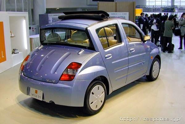 Toyota WiLL Cypha 2002 - 2005 Hatchback 5 door #2