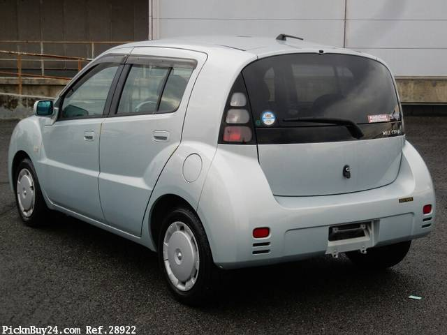 Toyota WiLL Cypha 2002 - 2005 Hatchback 5 door #8