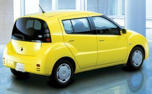 Toyota WiLL Cypha 2002 - 2005 Hatchback 5 door #1