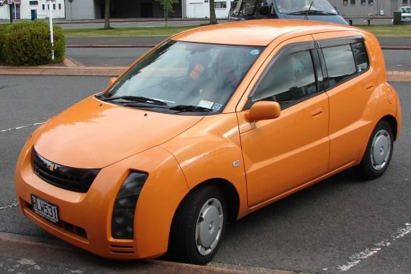 Toyota WiLL Cypha 2002 - 2005 Hatchback 5 door #6