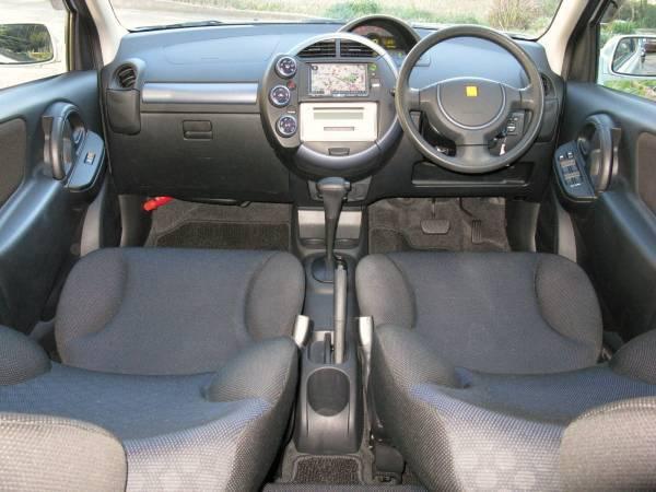 Toyota WiLL Cypha 2002 - 2005 Hatchback 5 door #4