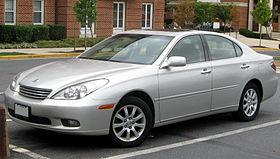 Toyota Windom III (XV30) Restyling 2004 - 2006 Sedan #3
