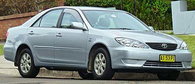 Toyota Windom III (XV30) Restyling 2004 - 2006 Sedan #1