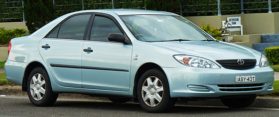 Toyota Windom III (XV30) Restyling 2004 - 2006 Sedan #5