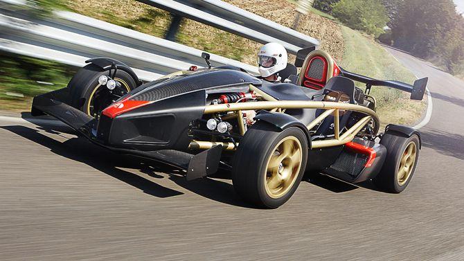 Tramontana Tramontana 2007 - now Speedster #8