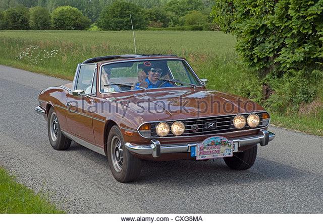 Triumph Stag 1970 - 1977 Cabriolet #2