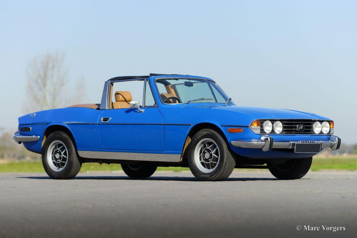 Triumph Stag 1970 - 1977 Cabriolet #5