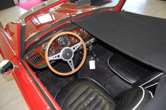 Triumph TR4 1961 - 1965 Roadster #6