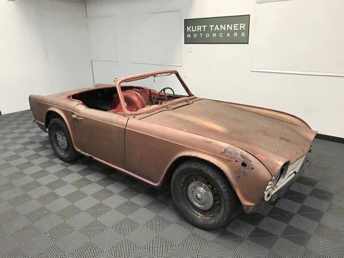 Triumph TR4 1965 - 1967 Roadster #4