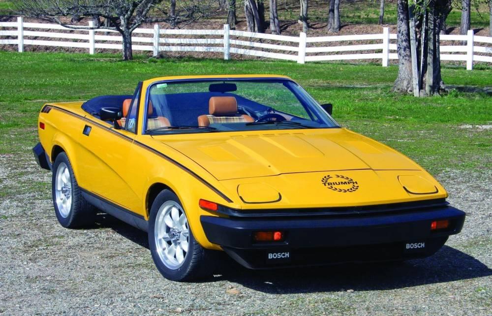 Triumph TR7 1975 - 1981 Coupe #2