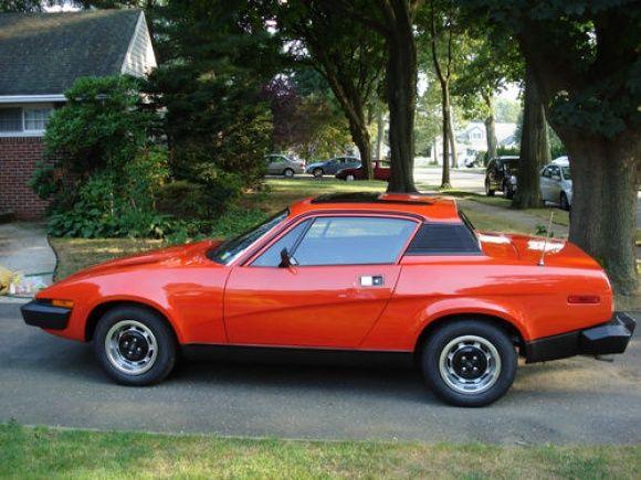 Triumph TR7 1975 - 1981 Coupe #1