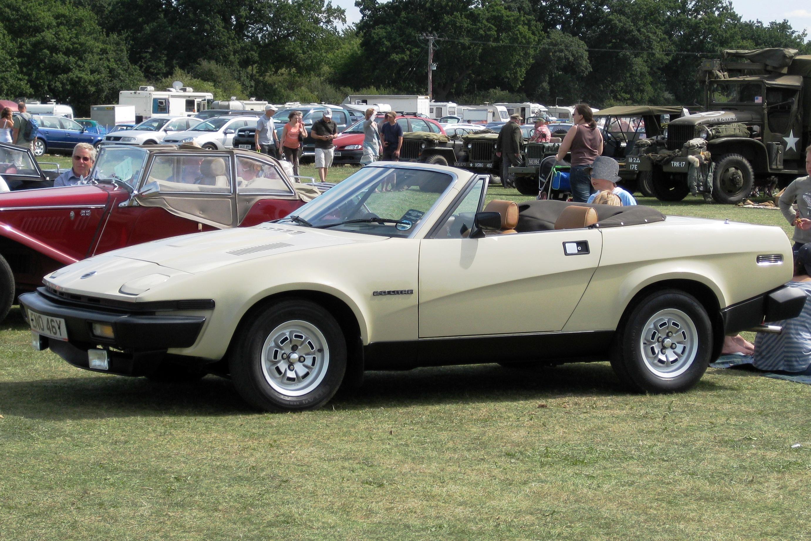 Triumph TR7 1975 - 1981 Coupe #4